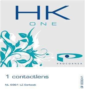 荷兰HK-one RGP